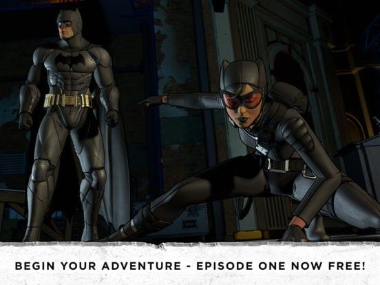 Batman The Telltale Series - Zlacnené aplikácie pre iPhone/iPad a Mac #36 týždeň