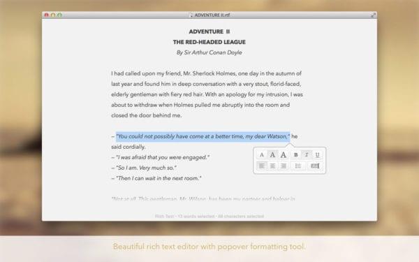 Byword 600x375 - Zlacnené aplikácie pre iPhone/iPad a Mac #36 týždeň