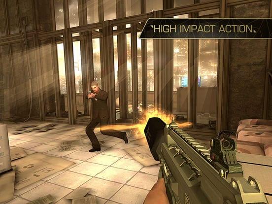 Deus Ex The Fall - Zlacnené aplikácie pre iPhone/iPad a Mac #37 týždeň