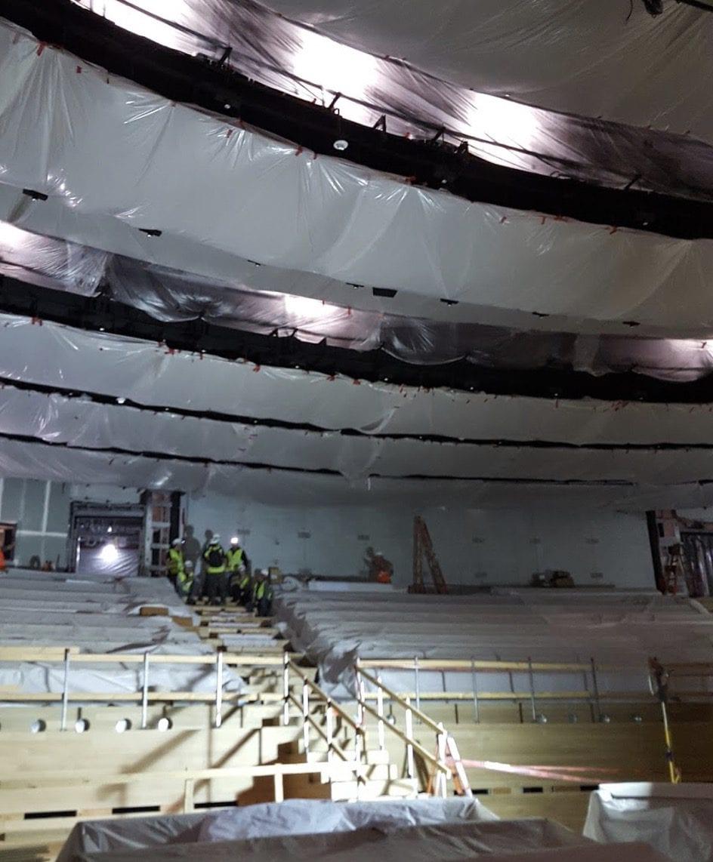 Divadlo Steva Jobse 2 - Podívejte se na vzhled divadla Steva Jobse ještě před prvním oficiálním otevřením!
