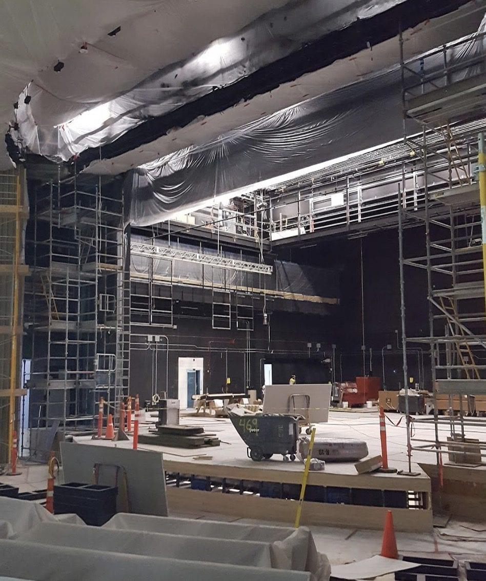 Divadlo Steva Jobse 3 - Podívejte se na vzhled divadla Steva Jobse ještě před prvním oficiálním otevřením!