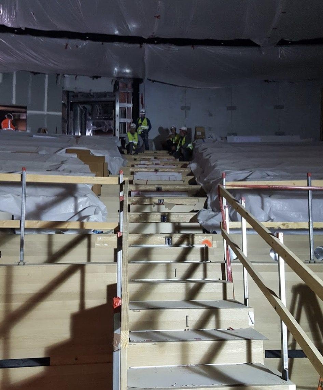 Divadlo Steva Jobse 4 - Podívejte se na vzhled divadla Steva Jobse ještě před prvním oficiálním otevřením!
