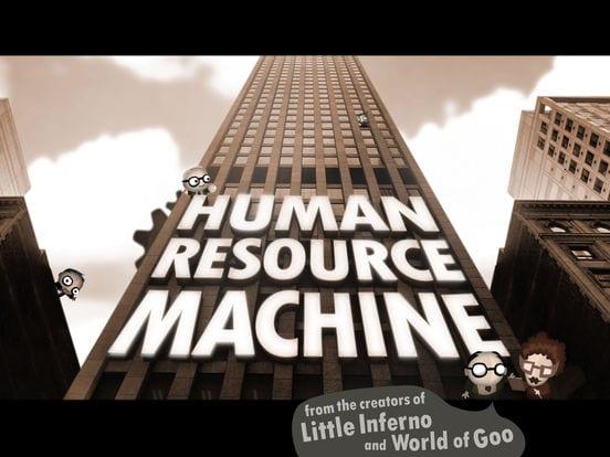 Human Resource Machine - Zlacnené aplikácie pre iPhone/iPad a Mac #35 týždeň