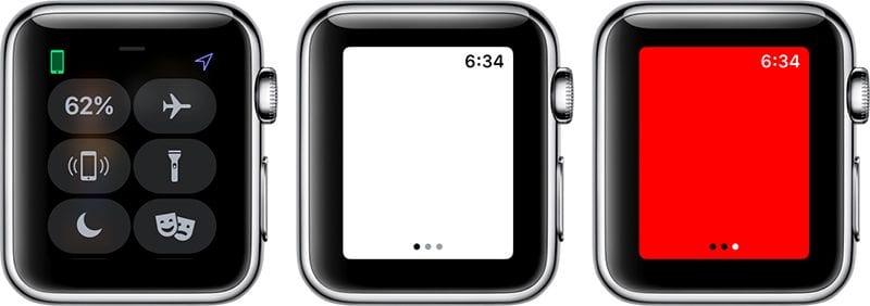 applewatchflashlightwatchos4 800x282 - Apple vydal watchOS 4, prináša nové ciferníky, dizajnové zmeny a rozšírené možnosti tréningu