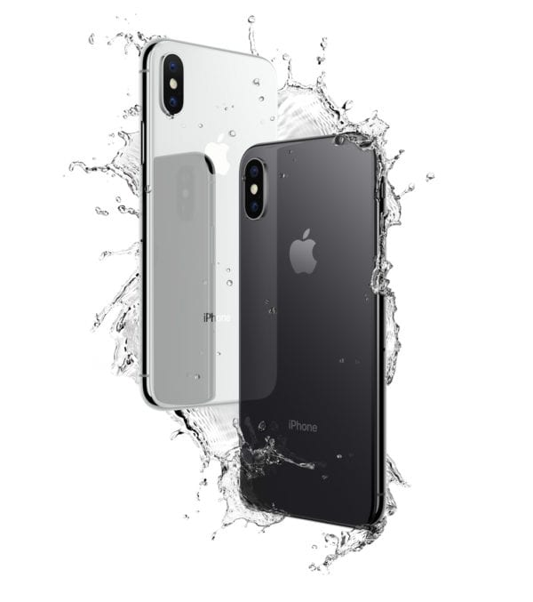 iPhone X Back