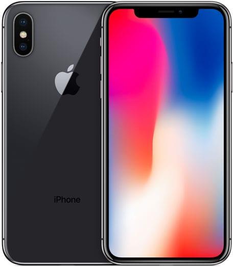 iPhone X Dark Grey