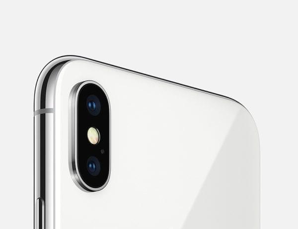 iPhone X Dual Camera Rear