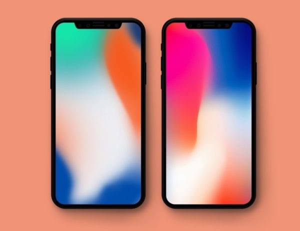iPhone X tapety 600x462 - Ming-Chi Kuo očakáva podporu Dual SIM v budúcom iPhone