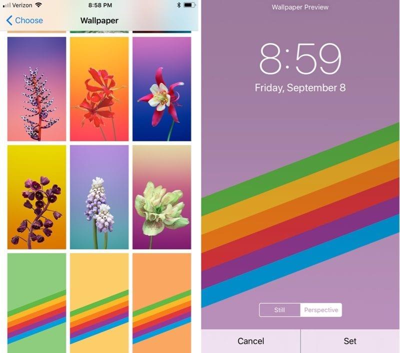 ios 11 gm wallpapers - Unikla finálna verzia iOS 11, odhaľuje funkcie pre iPhone 8 a nové Apple Watch s LTE