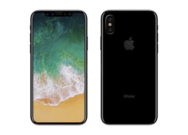 iPhone 8  Home button nahradia nové gestá bcec065dde0