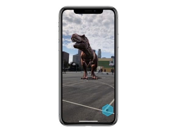 iphone x ar augmented reality 600x436 - Dlhoročný zamestnanec Apple bol menovaný marketingovým riaditeľom pre AR