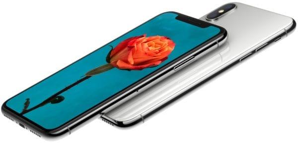 iphone x display cameras 600x291 - Jak udělat screenshot na iPhonu X, když už nemá Home Button?