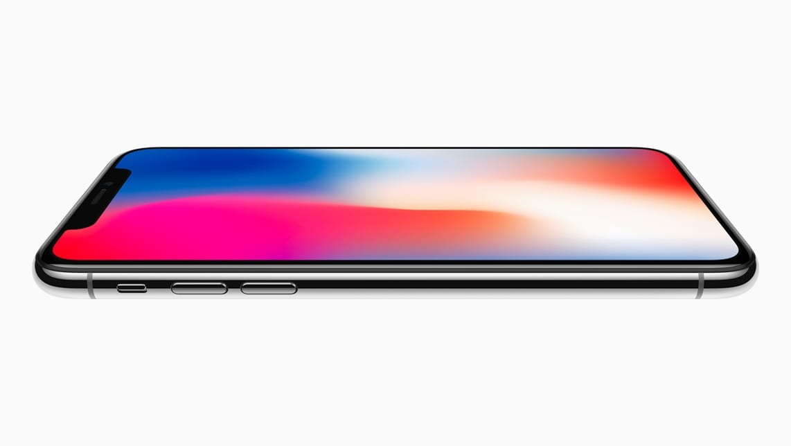iphone x OLED displej