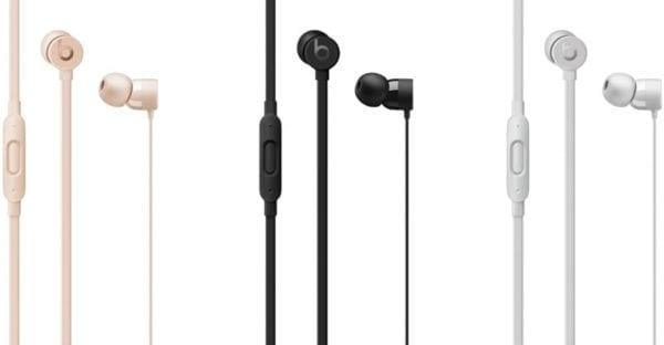 urBeats 3 600x312 - Apple vydal nová sluchátka urBeats 3 a nové barevné varianty BeatsX