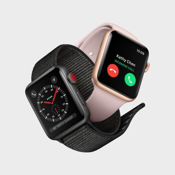 watch series 3 incoming two wrap 600x600 - Apple právě představil Apple Watch Series 3 s velkými novinkami