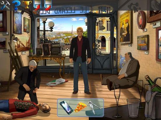 Broken Sword 5 - Zlacnené aplikácie pre iPhone/iPad a Mac #43 týždeň
