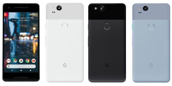 Google Pixel 2 - Na internet unikly fotky Google Pixel 2 XL s minimálními rámečky