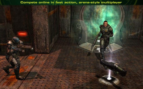 Quake 4 600x375 - Zlacnené aplikácie pre iPhone/iPad a Mac #43 týždeň