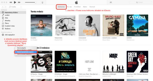 1 1 600x316 - Jak si stáhnout veškerou Apple Music několika kliknutími