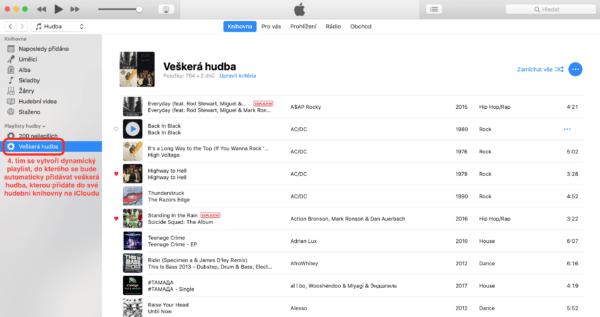 3 1 600x317 - Jak si stáhnout veškerou Apple Music několika kliknutími