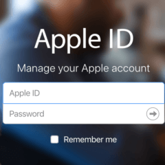 Apple ID 240x240 - Apple konečně umožnil změnit své Apple ID na mail @icloud.com