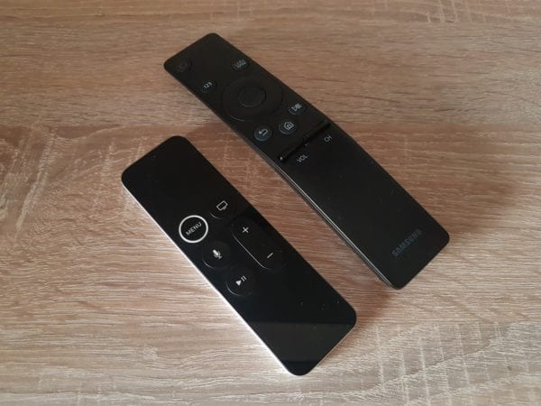 Apple Remote Samsung Smart Remote