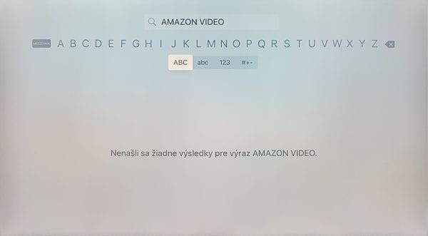 Apple TV Amazon Video