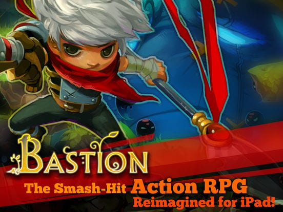 Bastion - Zlacnené aplikácie pre iPhone/iPad a Mac #47 týždeň