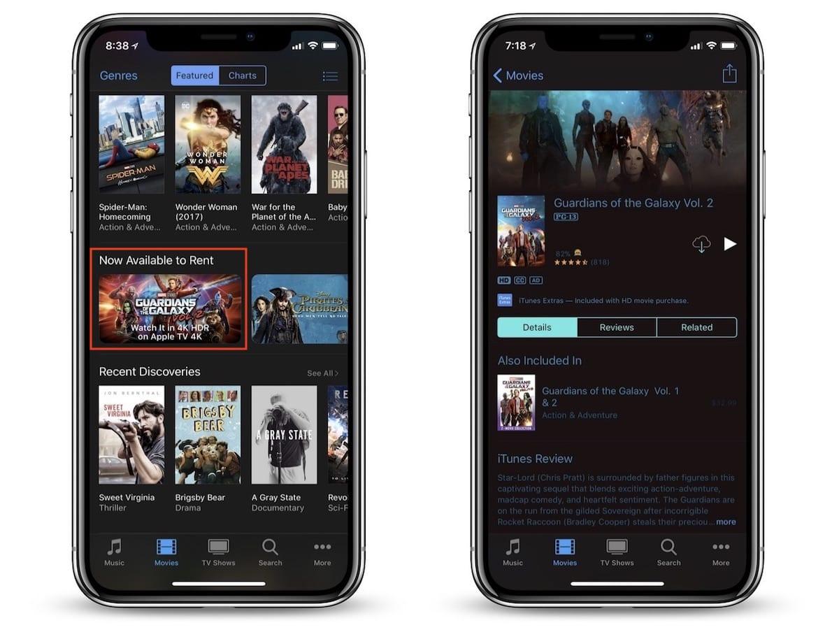 GOTG4Krentitunes - Dočkáme sa čoskoro 4K iTunes filmov aj od Disney?