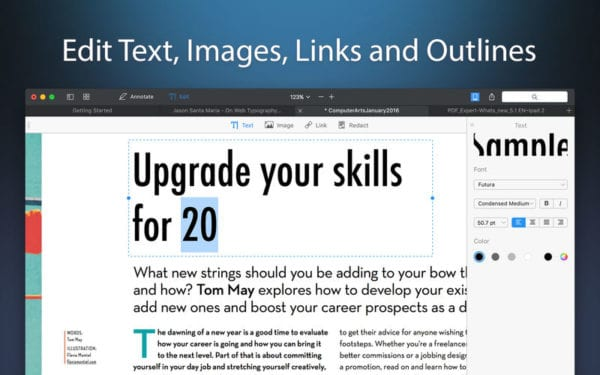 PDF Expert Edit and Sign PDF 600x375 - Zlacnené aplikácie pre iPhone/iPad a Mac #47 týždeň