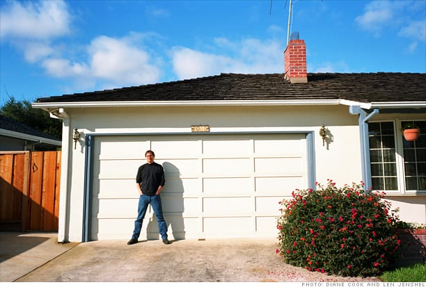 Steve Jobs Garage Apple first HQ - Z garáže do každej ruky: História Apple (1. časť)