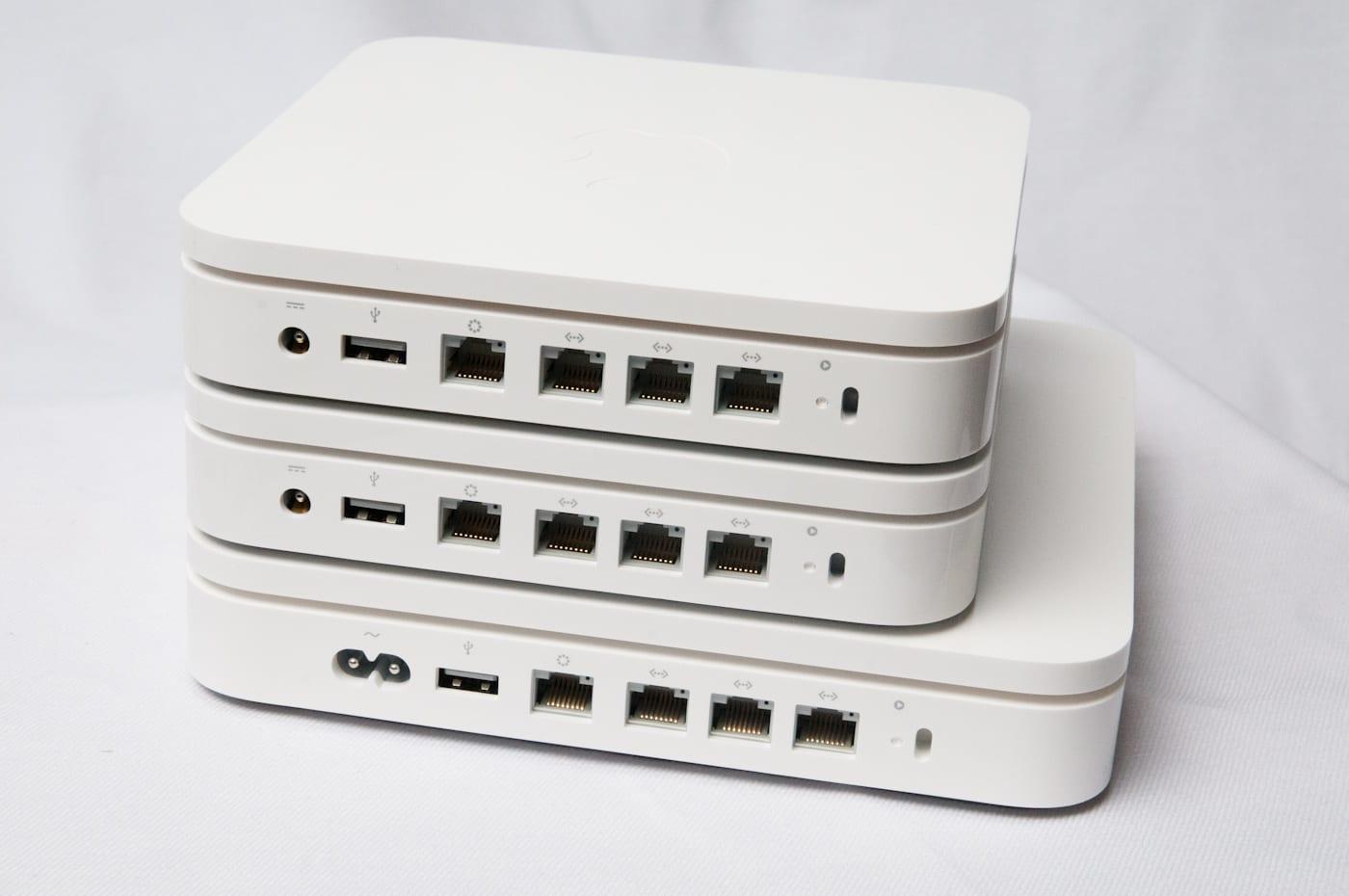 TCAE 3920 - Apple pridal do zoznamu zastaraných produktov tri ďalšie zariadenia