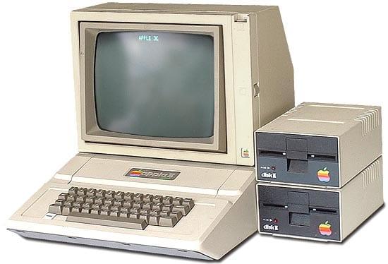 appleii system - Z garáže do každej ruky: História Apple (1. časť)