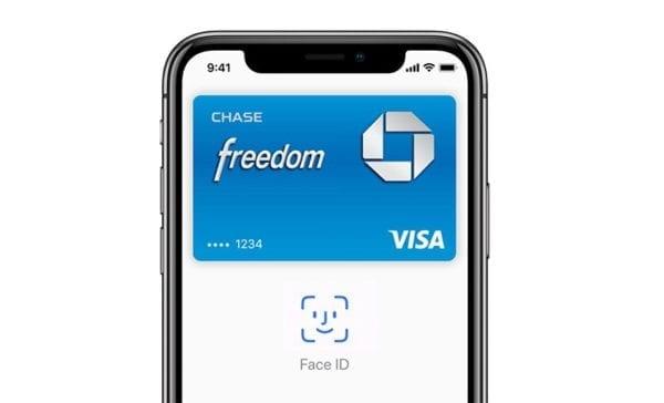 faceidapplepay 800x485 600x364 - W3C dáva červenú heslám, na webové stránky sa budeme prihlasovať s Touch ID a Face ID