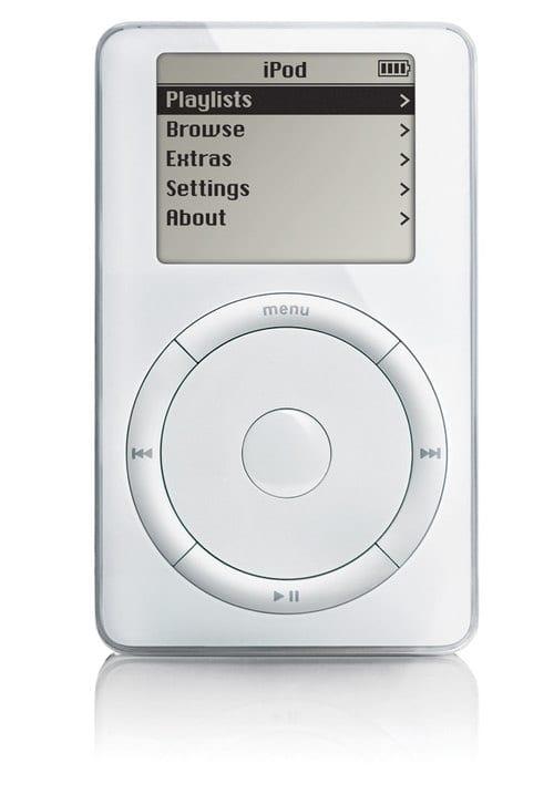 ipod - Na eBayi sa v aukcii objavil vzácny iPod prvej generácie