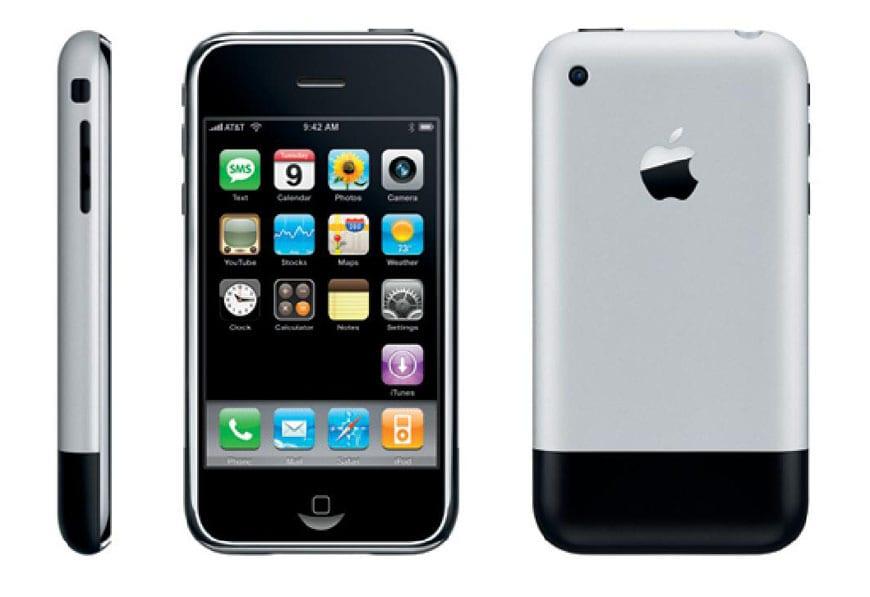 Apple iPhone first generation 2007 - iGenius: Život Steva Jobsa (5. časť)