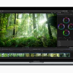 Final Cut Pro X MacBook Pro