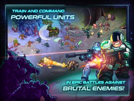 Iron Marines - Zlacnené aplikácie pre iPhone/iPad a Mac #51 týždeň