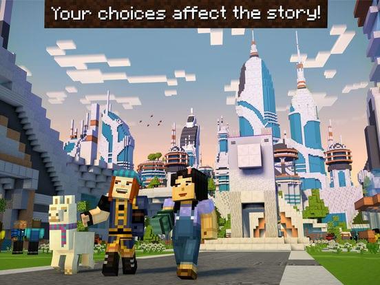 Minecraft Story Mode S2 - Zlacnené aplikácie pre iPhone/iPad a Mac #51 týždeň