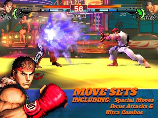 Street Fighter IV - Zlacnené aplikácie pre iPhone/iPad a Mac #51 týždeň