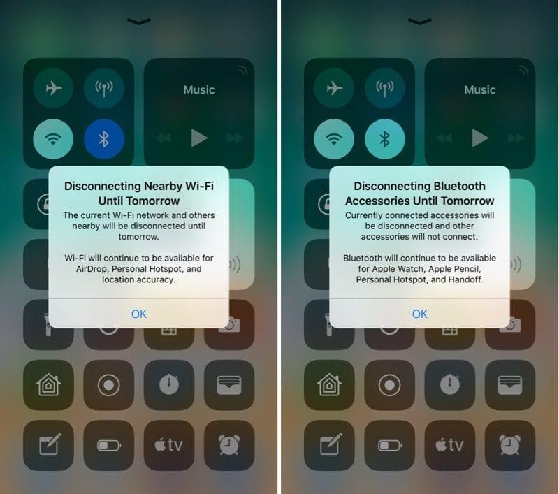 controlcenterwifitoggles 800x707 - Apple vydal iOS 11.2, prináša Apple Pay Cash, rýchlejšie bezdrôtové nabíjanie a ďalšie zmeny