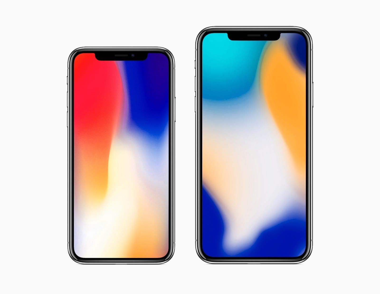 iphone x a iphone x plus