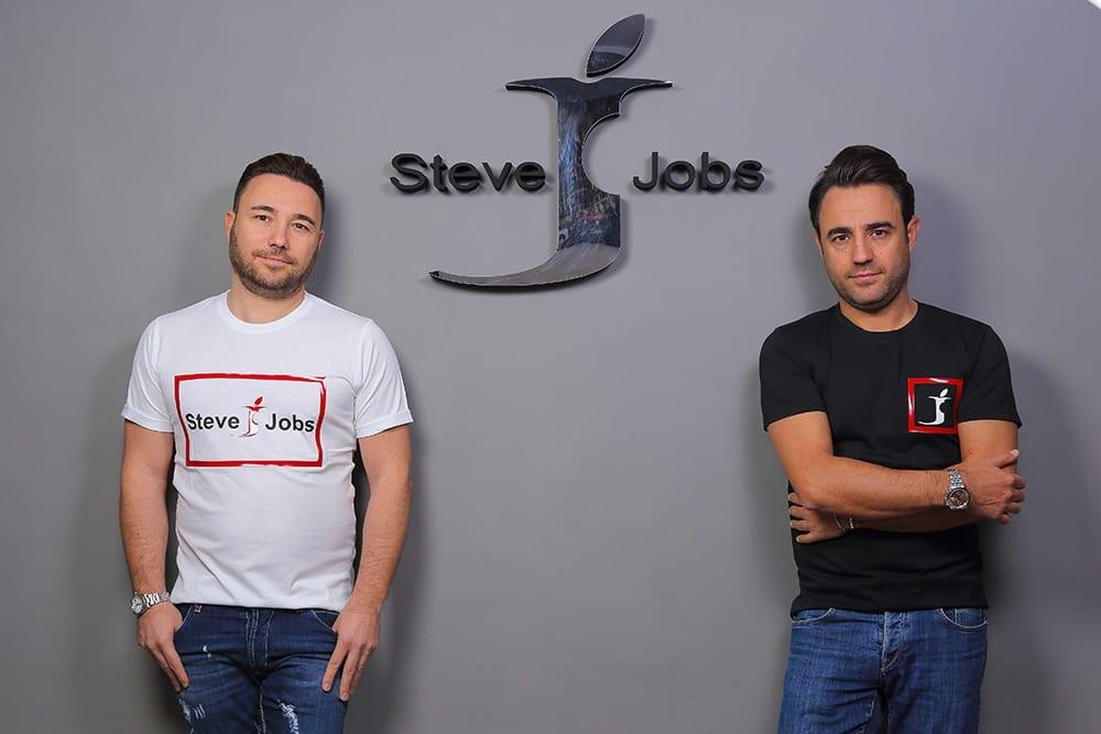Steve Jobs talianská značka