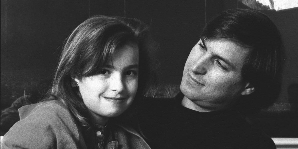 Lisa Brennan-Jobs a Steve