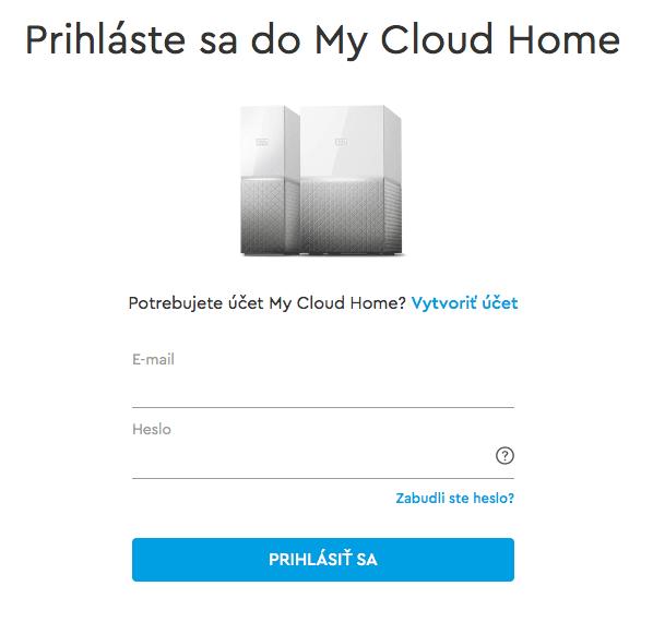 2 1 - Recenzia: WD My Cloud Home