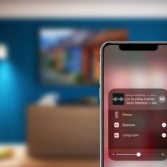 AirPlay 2 iPhone X 240x240 - iOS 11.3 a tvOS 11.3 podporujú AirPlay 2 – viackanálové prehrávanie hudby