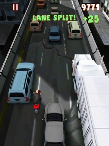 Lane Splitter - Zlacnené aplikácie pre iPhone/iPad a Mac #01 týždeň
