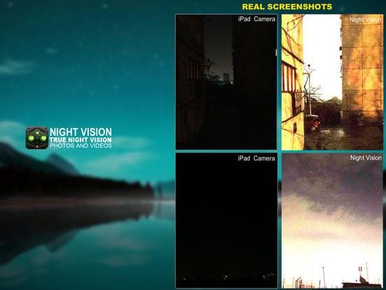 Night Vision - Zlacnené aplikácie pre iPhone/iPad a Mac #02 týždeň