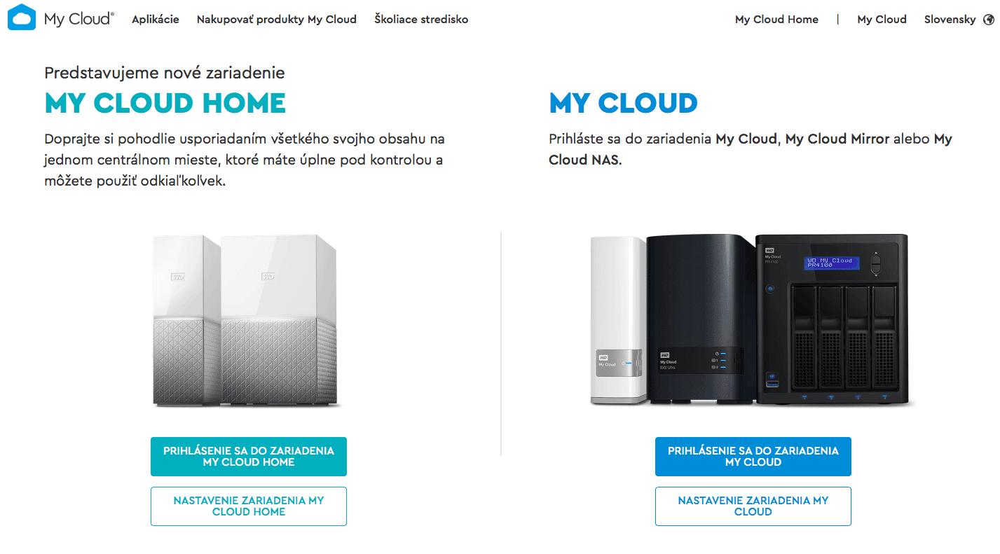 Snímka obrazovky 2018 01 24 o 18.24.39 - Recenzia: WD My Cloud Home