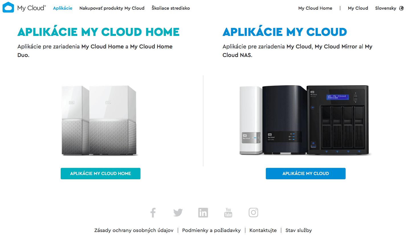 Snímka obrazovky 2018 01 24 o 18.26.08 - Recenzia: WD My Cloud Home